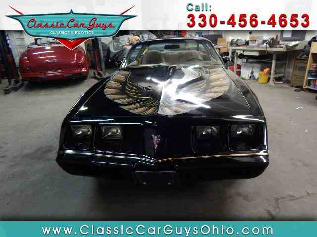 1980 Pontiac Firebird Trans Am | 968059