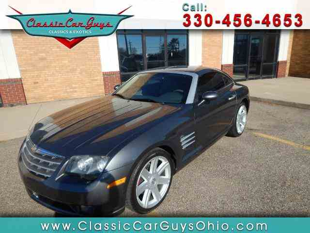 2005 Chrysler Crossfire | 968060