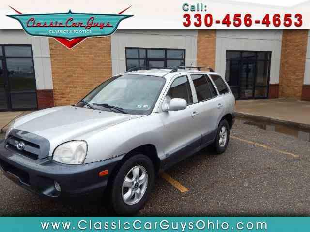 2005 Hyundai Santa Fe | 968062