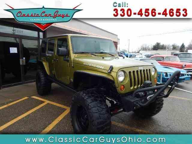 2007 Jeep Wrangler | 968064