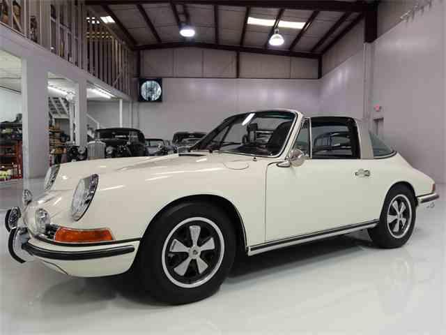 1968 Porsche 911S | 968068