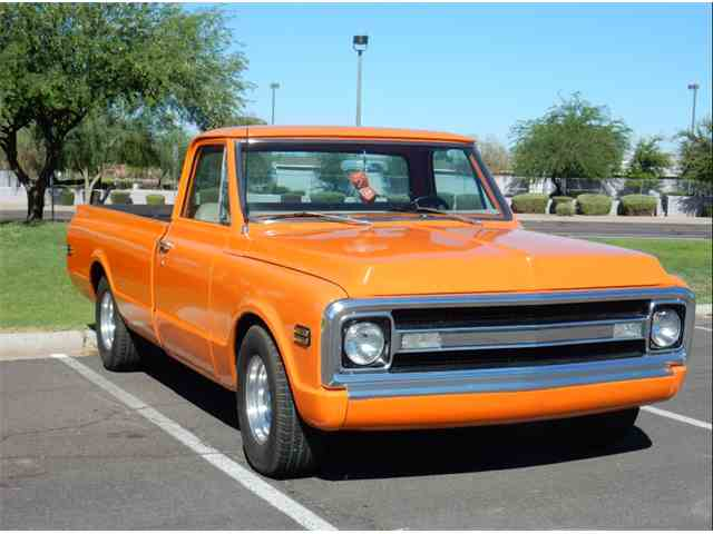 1970 Chevrolet C10 | 968073