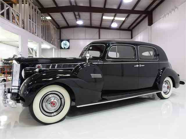 1940 Packard 180 Super Eight Custom Formal  | 968084