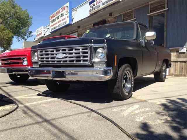 1976 Chevrolet Pickup | 968099