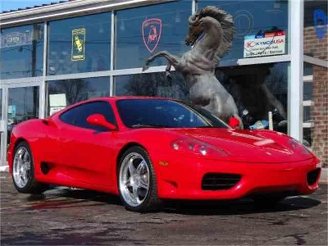 1999 Ferrari 360 | 960081