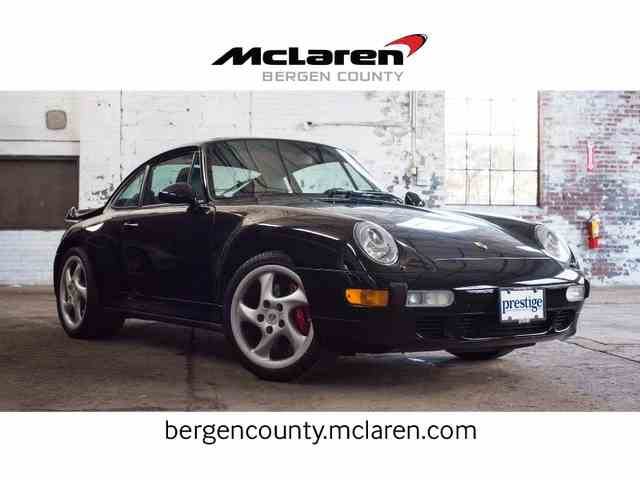 1997 Porsche 911 Carrera Turbo | 968122