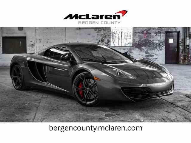 2014 McLaren MP4-12C | 968123