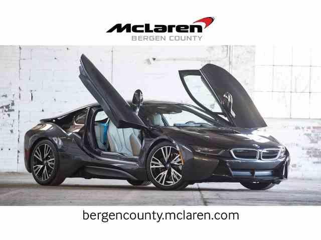 2015 BMW i8   968134