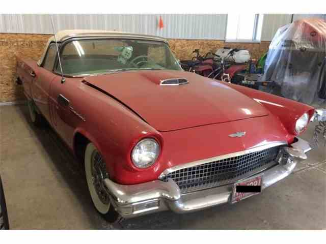 1957 Ford Thunderbird | 968158