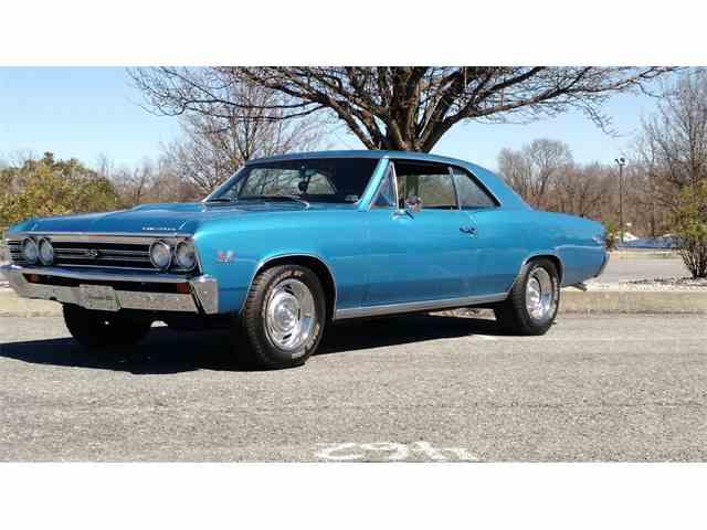 1967 Chevrolet Chevelle SS | 968161
