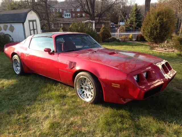 1981 Pontiac Firebird Trans Am | 968163