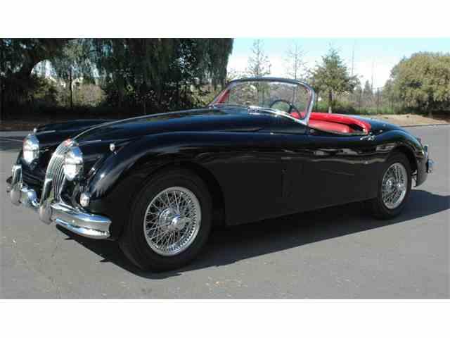 1958 Jaguar XK150 | 968164