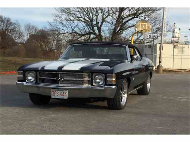 1971 Chevrolet Chevelle | 968165