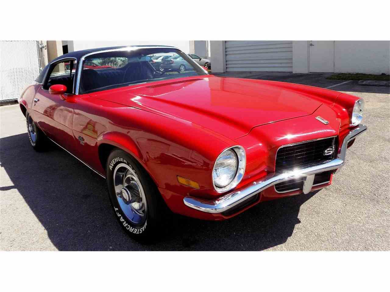 1971 Chevrolet Camaro For Sale Classiccars Com Cc 968168