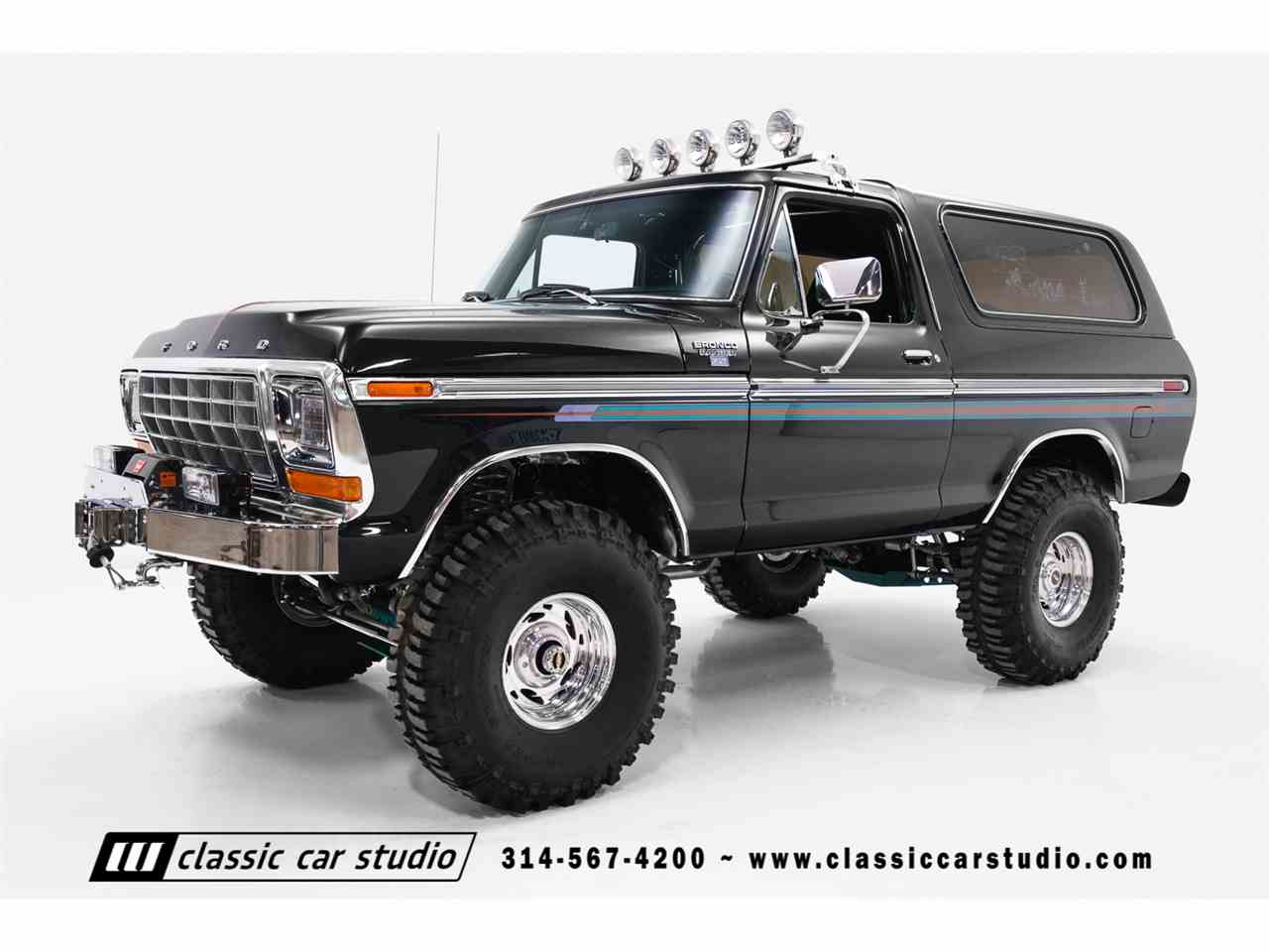 1978 ford bronco for sale cc 968171. Black Bedroom Furniture Sets. Home Design Ideas