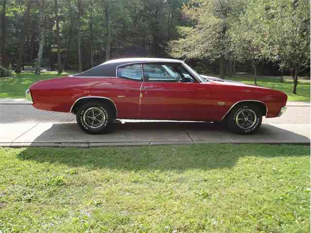 1970 Chevrolet Chevelle SS | 968172