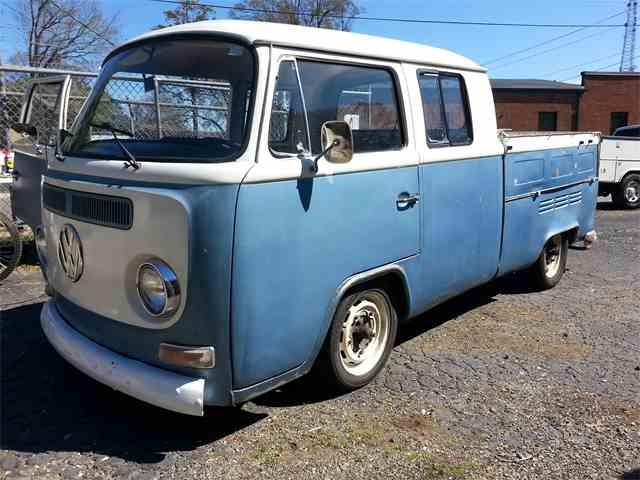 1968 Volkswagen Double Cab | 968179