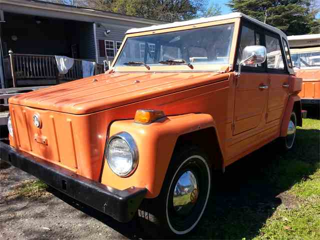 1974 Volkswagen Thing | 968180