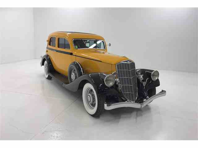 1934 Pierce Arrow 836A | 968182