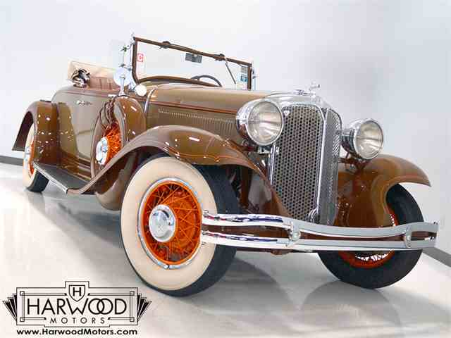 1931 Chrysler CD8 | 968183