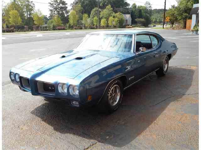 1970 Pontiac GTO | 968185