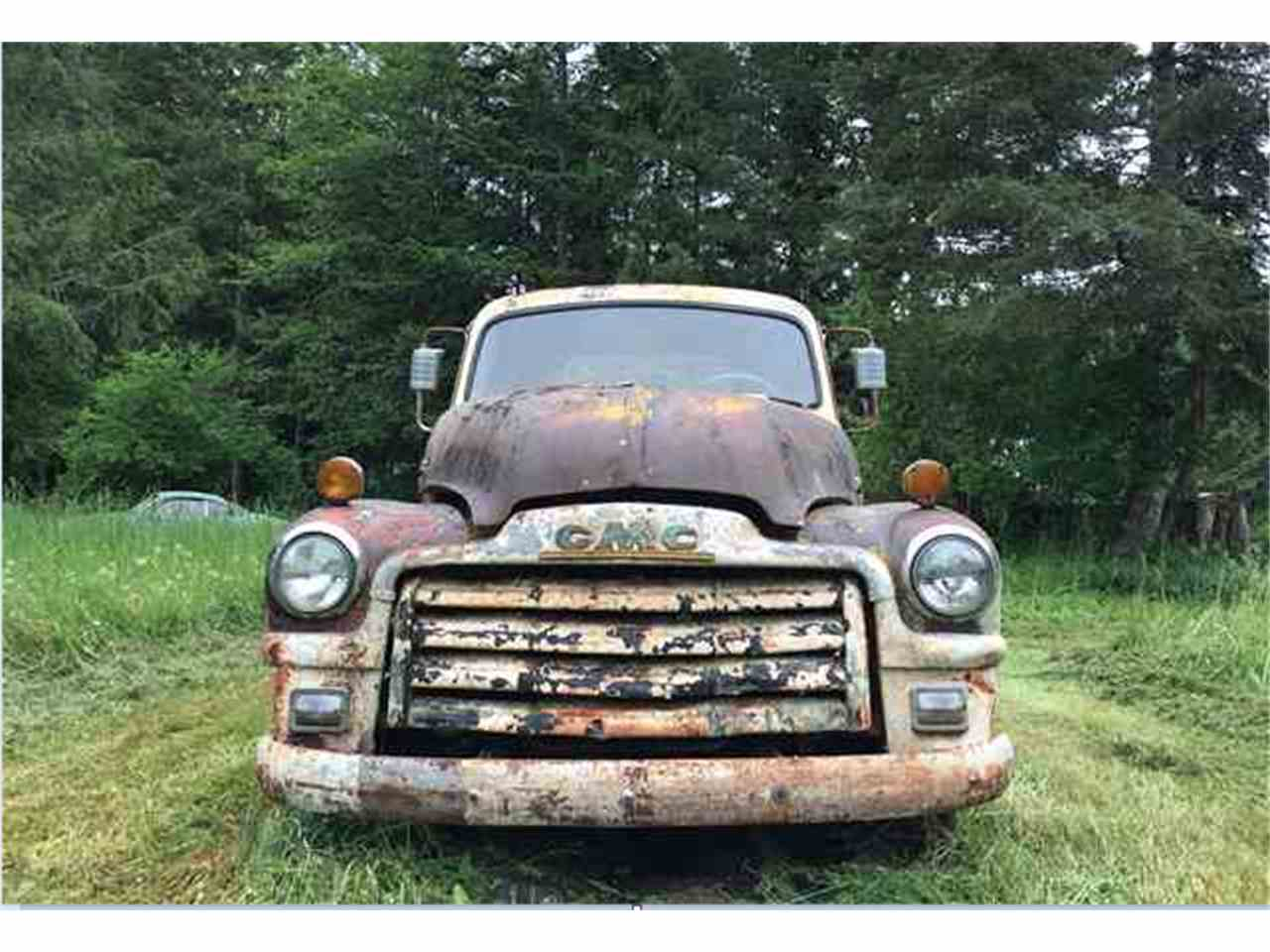 1954 gmc truck 968187 - Rusty Old Cars For Sale