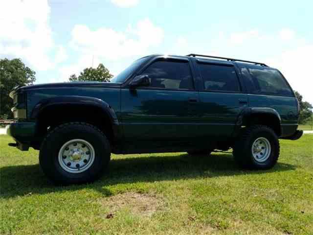 1999 Chevrolet Tahoe | 968191