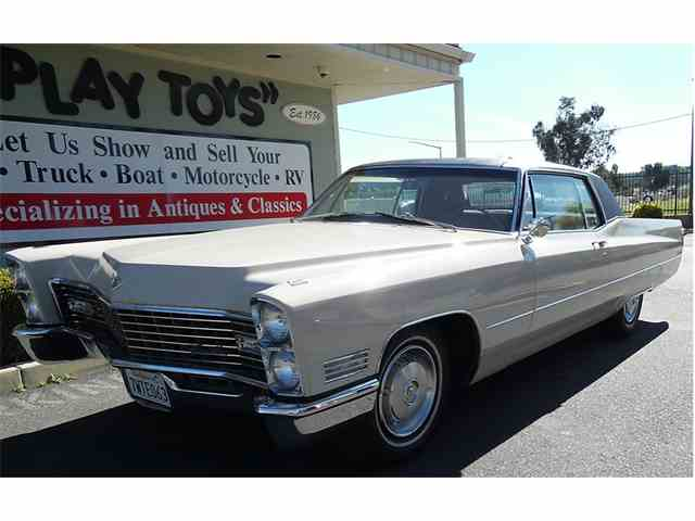 1967 Cadillac Coupe DeVille | 968193