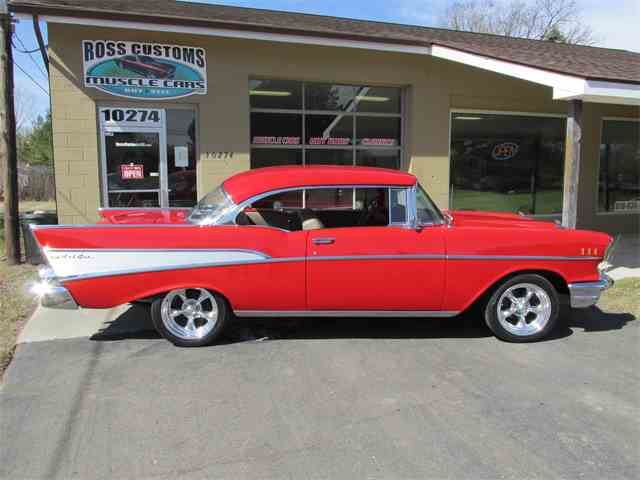 1957 Chevrolet Bel Air | 968202