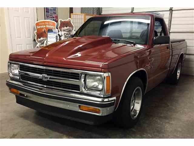 1986 Chevrolet S10 | 968203
