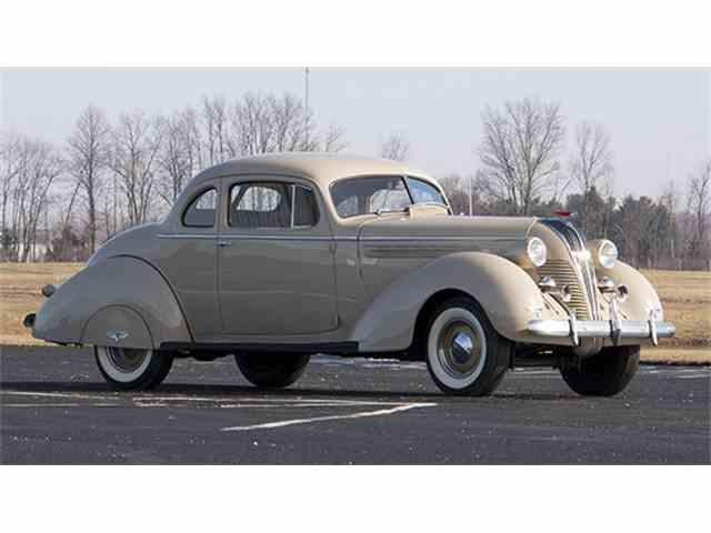 1937 Hudson Terraplane Coupe | 968209