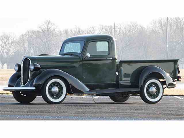 1938 Plymouth PT57 Pickup | 968210