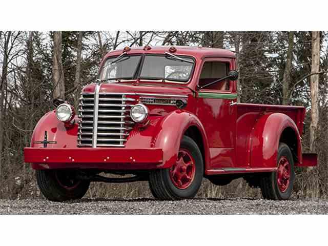 1947 Diamond T Pickup | 968211