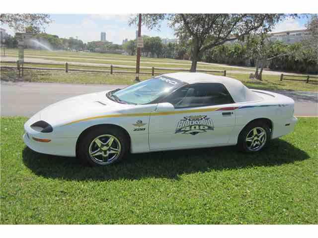 1997 Chevrolet Camaro Z28 | 968212