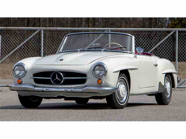 1961 Mercedes-Benz 190SL Convertible | 968214