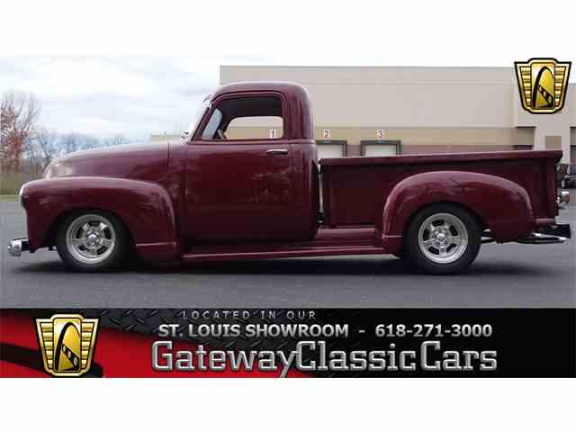 1953 Chevrolet Pickup | 968222