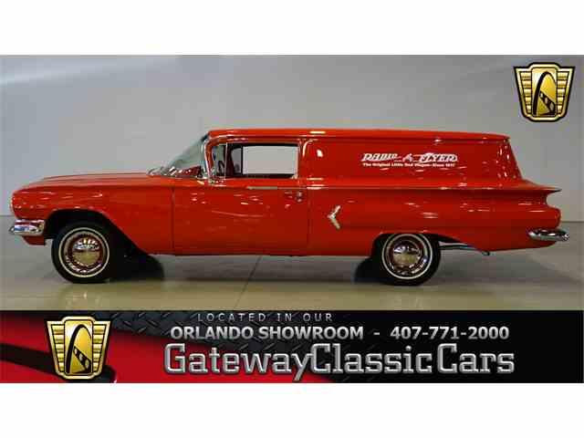 1960 Chevrolet Biscayne | 968223