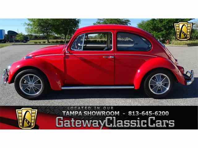 1967 Volkswagen Beetle | 968225