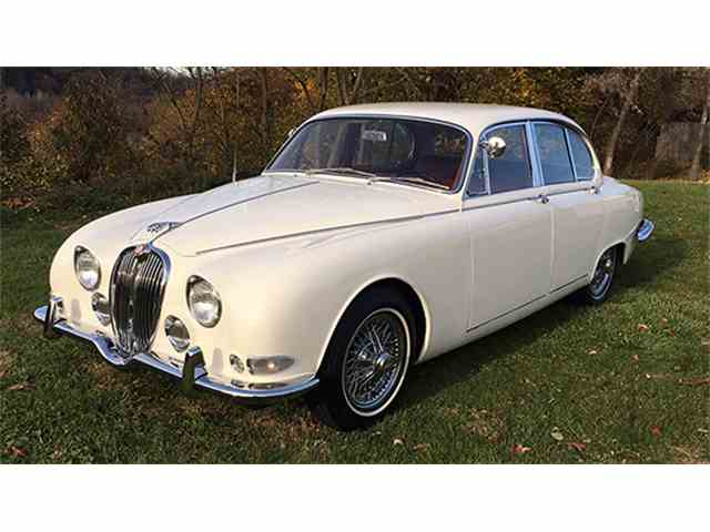 1967 Jaguar S-Type | 968231