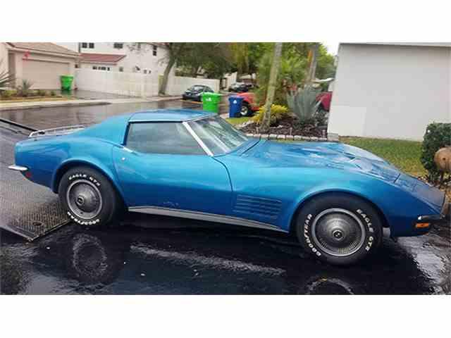 1971 Chevrolet Corvette | 968236