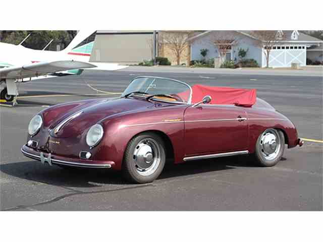 1957 Porsche Speedster Replica Convertible | 968238