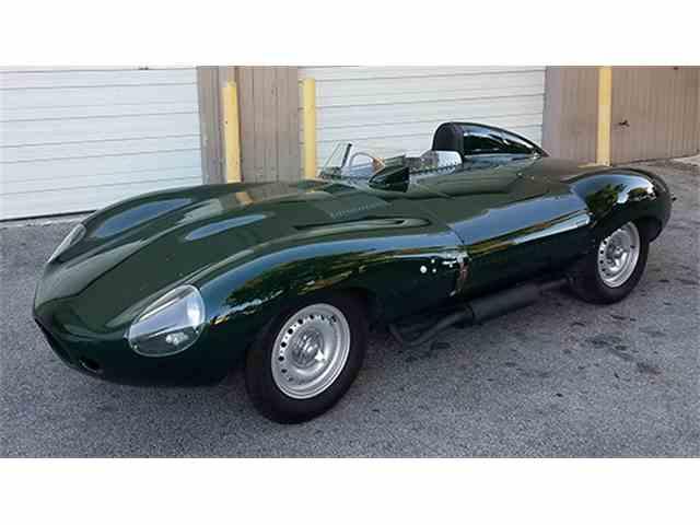 1968 Jaguar Proteus E-Type Racecar | 968241