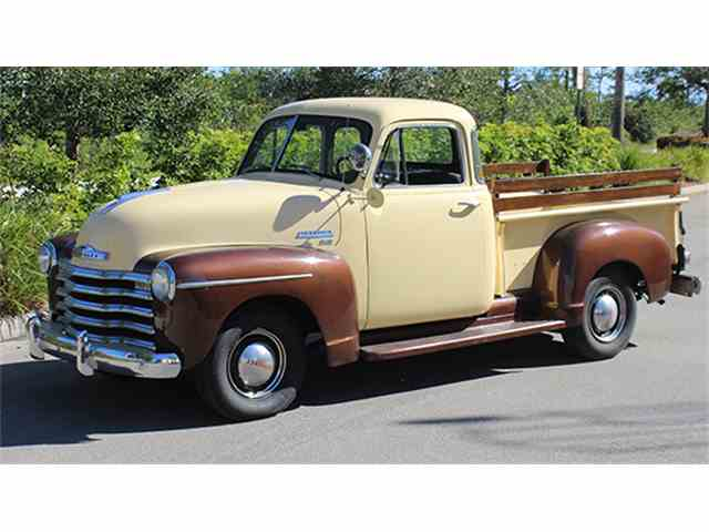 1951 Chevrolet 3100 Five-Window Pickup | 968244