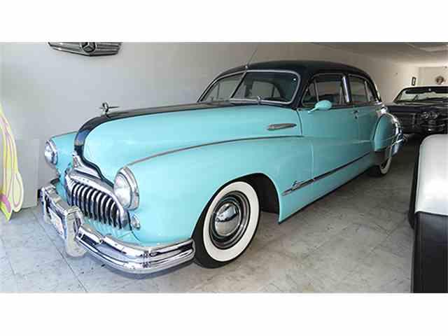 1948 Buick Super Four-Door Sedan Custom | 968246