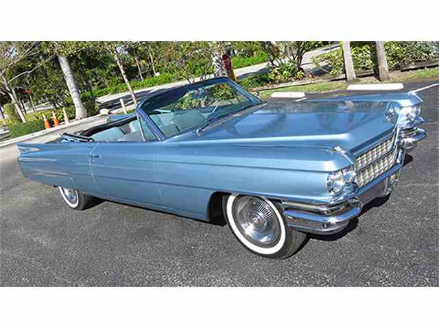 1963 Cadillac Series 62 | 968247