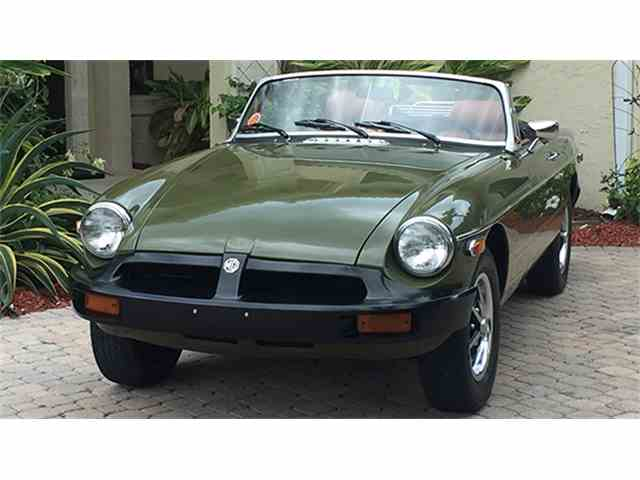 1976 MG MGB 50th Anniversary Edition Roadster | 968248