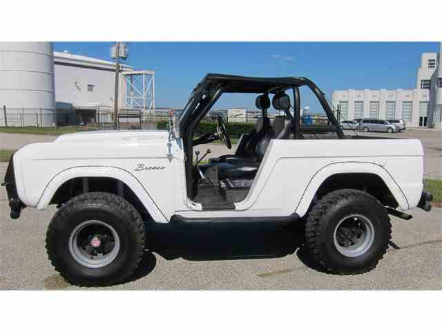 1973 Ford Bronco | 968252