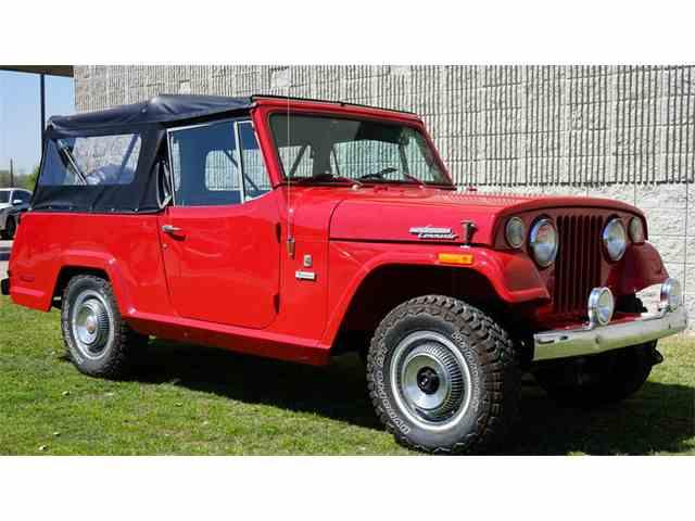 1971 Jeep Commando | 968255
