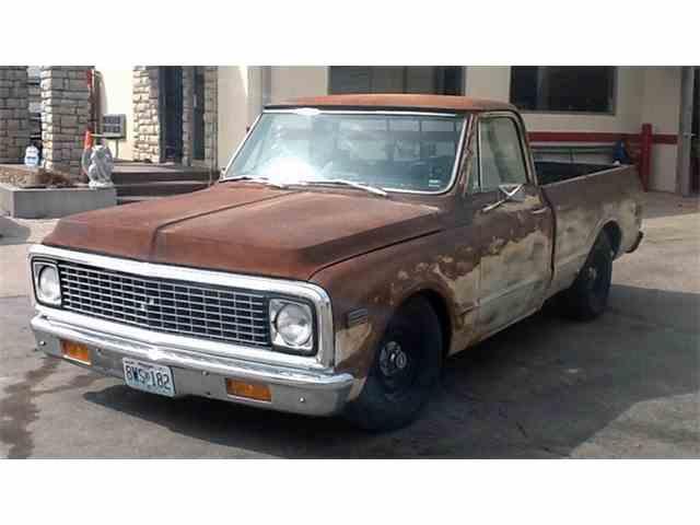 1972 Chevrolet C/K 10 | 968261