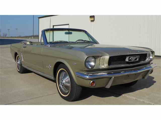 1966 Ford Mustang | 968264